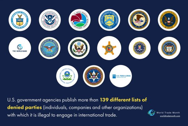 World Trade Month Fact #29