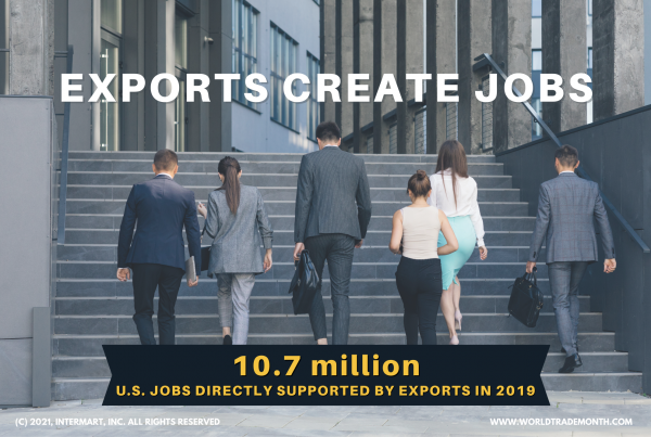 World Trade Month Fact #28